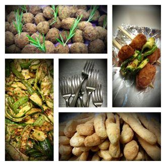 buffet e finger food